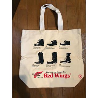 レッドウィング(REDWING)のク未使用RED WINGSレッドウィング非売品トートバッグかばん鞄カバン バック(トートバッグ)