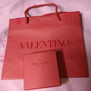 VALENTINO - ヴァレンティノ ショッパー