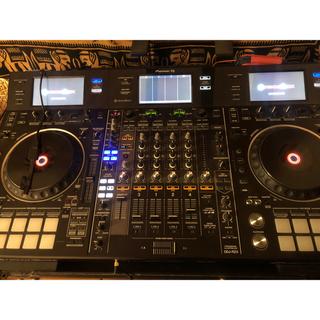 パイオニア(Pioneer)のddj rzx 本体 フライトケース付き pioneerdj  dj  (DJコントローラー)