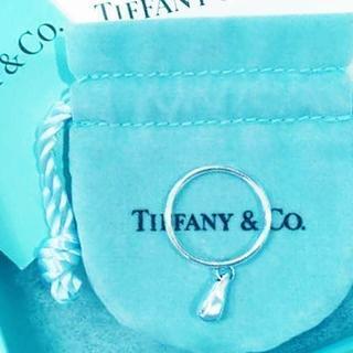 ティファニー(Tiffany & Co.)の☆新品☆未使用☆ティファニー ティアドロップリング10号(リング(指輪))