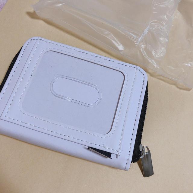 SHIPS(シップス)のSHIPSミッキーマウス 二つ折り財布 レディースのファッション小物(財布)の商品写真