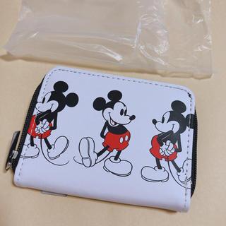 シップス(SHIPS)のSHIPSミッキーマウス 二つ折り財布(財布)
