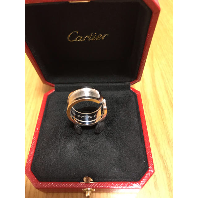 Cartier(カルティエ)のCartier カルティエ C2  リング 55(15号) メンズのアクセサリー(リング(指輪))の商品写真