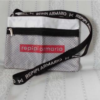 レピピアルマリオ(repipi armario)の☆雑誌「りぼん」2019年5月号付録♪「レピピアルマリオ」のサコシュ☆(ショルダーバッグ)