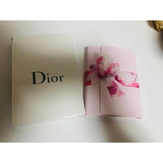 Dior - 非売品 Diorノート