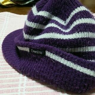 デニムダンガリー(DENIM DUNGAREE)の帽子(帽子)