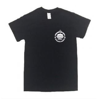 ドクロ ロゴ 半袖 Tシャツ git34-2(Tシャツ/カットソー(半袖/袖なし))