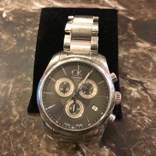 Calvin Klein - Calvin Klein カルバンクライン ck クロノグラフ 時計 腕時計