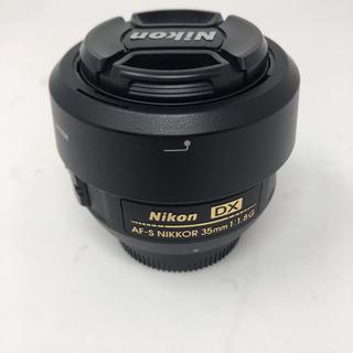 Nikon - 美品 Nikon AF-S DX NIKKOR 35mm f/1.8G