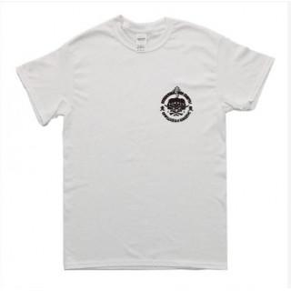 ドクロ ロゴ 半袖 Tシャツ git34-4(Tシャツ/カットソー(半袖/袖なし))