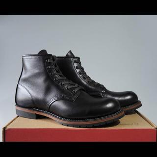 レッドウィング(REDWING)のレッドウィング9014ベックマン9Dアイアンレンジ9011セッターブラック黒(ブーツ)