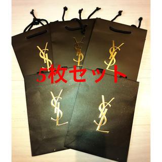 イヴサンローランボーテ(Yves Saint Laurent Beaute)の新品未使用!イヴサンローラン ショッ(ショップ袋)