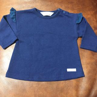 プティマイン(petit main)のプティマイン風ロングTシャツ(Tシャツ)