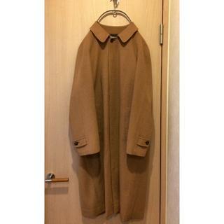 YAECA - DURBAN Vintage Cashmere Balmacaan Coat