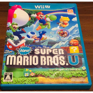 Wii U - New スーパーマリオブラザーズ ・U