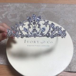 Vera Wang - Ivory&co hepburn ティアラ