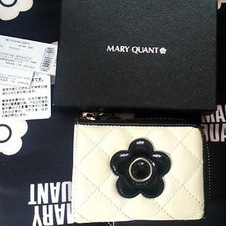 マリークワント(MARY QUANT)の[中古]マリークヮント パス・コインカードケース(パスケース/IDカードホルダー)