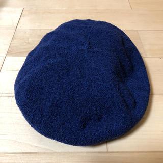 シンプルナチュラルベレー帽(ハンチング/ベレー帽)