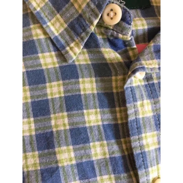 SHIPS(シップス)のSHIPS キッズシャツ 90cm キッズ/ベビー/マタニティのキッズ服 男の子用(90cm~)(Tシャツ/カットソー)の商品写真