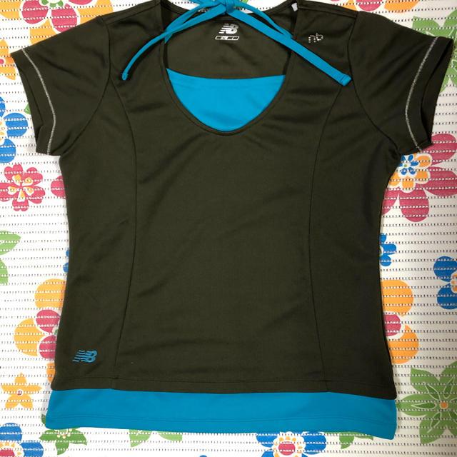 New Balance(ニューバランス)のニューバランスのランニングシャツ スポーツ/アウトドアのランニング(ウェア)の商品写真