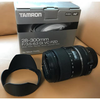 TAMRON - TAMRON 28-300mm f3.5-6.3 Di VC PZD ニコン用