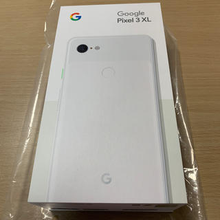 ANDROID - Google Pixel 3 XL ホワイト SIMロック解除済