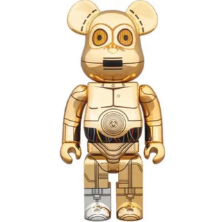 MEDICOM TOY - BE@RBRICK STARWARS C-3PO 400%