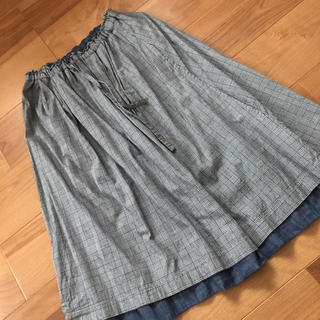シマムラ(しまむら)のスカート(ロングスカート)