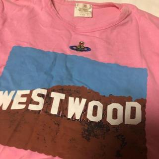 Vivienne Westwood - vivienne westwood シャツ ピンク