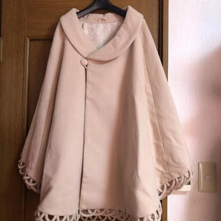 フリフ(ふりふ)の着物 コート ポンチョ(ポンチョ)