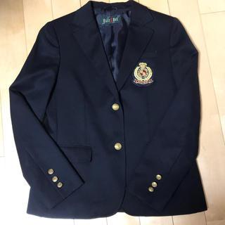 イーストボーイ(EASTBOY)のイーストボーイ 制服 ブレザー ネイビー 7号 美品(テーラードジャケット)