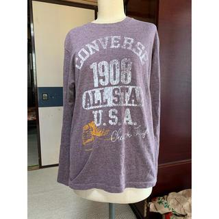 コンバース(CONVERSE)のコンバースTシャツ(Tシャツ/カットソー(七分/長袖))