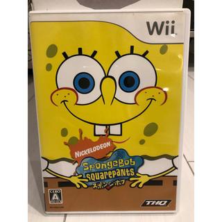 Wii - スポンジボブ wii ニンテンドー