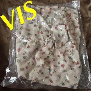 ヴィス(ViS)の新品 VISシフォンブラウス(シャツ/ブラウス(長袖/七分))