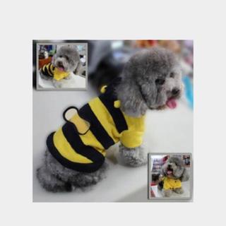 ペット洋服 ハチさん(犬)