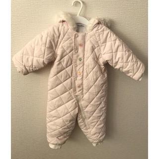familiar - Familiar✩カバーオール ジャンプスーツ 防寒✩80