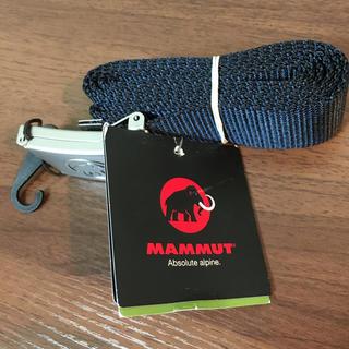 Mammut - 【新品】MAMMUT ロゴ ベルト