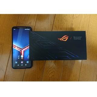 ASUS - Rogphone2 8GB128GB グローバルROM版 オマケ付