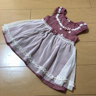 スーリージャンパースカート100
