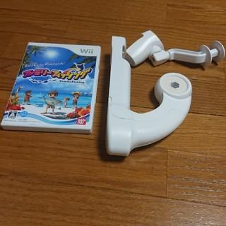 Wii - ファミリーフィッシング さおコンセット