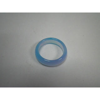 L2-4●パワーストーン●天然石メノウ指輪●瑪瑙 めのう●15号リング●(リング(指輪))