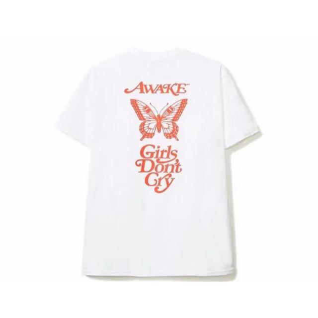 AWAKE(アウェイク)のgirls don't cry × awake Tシャツ メンズのトップス(Tシャツ/カットソー(半袖/袖なし))の商品写真