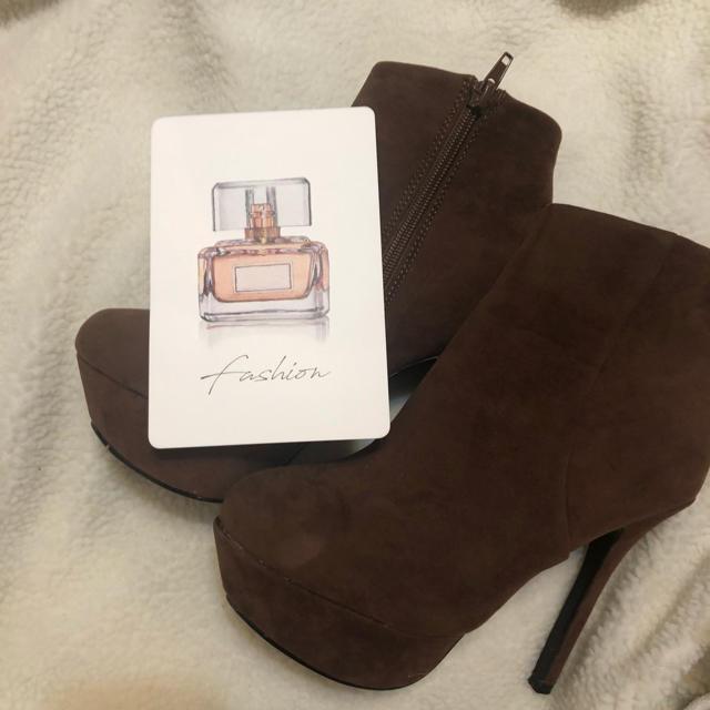 GRL(グレイル)のピンヒールショートブーツ レディースの靴/シューズ(ブーツ)の商品写真