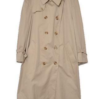 アクアスキュータム(AQUA SCUTUM)の◆Aquasqutum◆size5 trench coat beige/(トレンチコート)