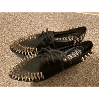 ジェフリーキャンベル(JEFFREY CAMPBELL)のジェフリーキャンベル ラバーソール(ローファー/革靴)