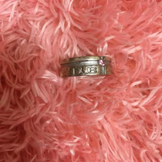 ダブコレクション(DUB Collection)のDUB リング ピンク ダブ ペアリング 指輪(リング(指輪))