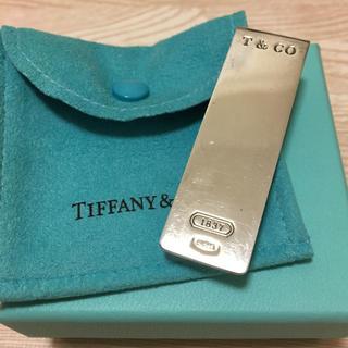 Tiffany & Co. - マネークリップ✨ティファニー