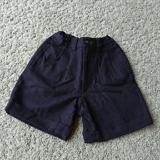 レノマ(RENOMA)のrenoma フォーマル 半ズボン ネイビー 100cm(ドレス/フォーマル)