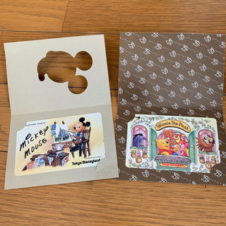 ディズニー(Disney)の☆ディズニー 未使用 テレホンカード(その他)