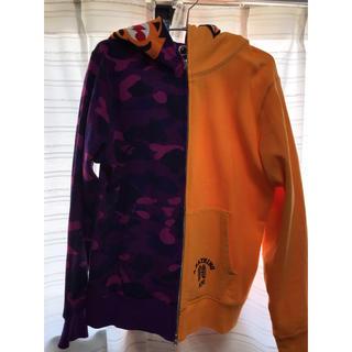 A BATHING APE - bape hoodie